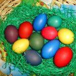 Percobaan Mewarnai Telur