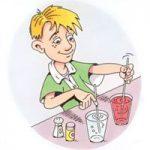 Percobaan Sains Menarik Dari dari Bahan di Sekitar Rumah