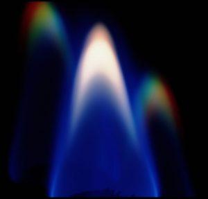 Percobaan Membuat Api Instan