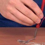 Percobaan Membuat Magnet Sendiri